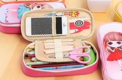CUTE GIRL PENCIL CASE