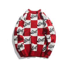 COKE KNITTED