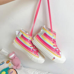 WINGS RAINBOW HIGH SHOES (4.5-8.5)