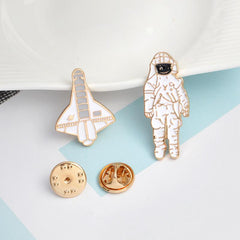 SPACE PINS (SET/6PCS)