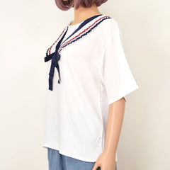 SAILOR BOW SHIRT