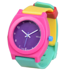 BLOCK COLOR WATCHES