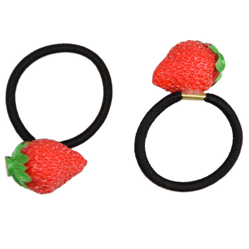 STRAWBERRY HAIRBAND