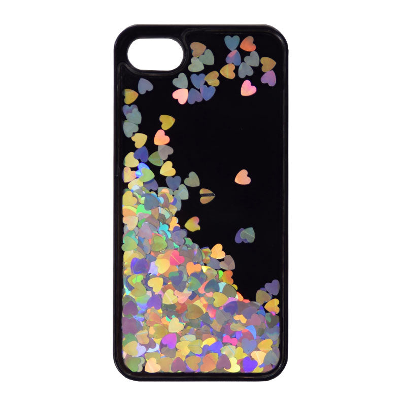 IRIDESCENT HEARTS IPHONE COVER (I6 I6+ I7 I7+)