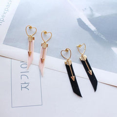 CUPID VELVET EARRINGS