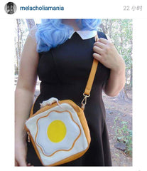 EGG BREAD BAG