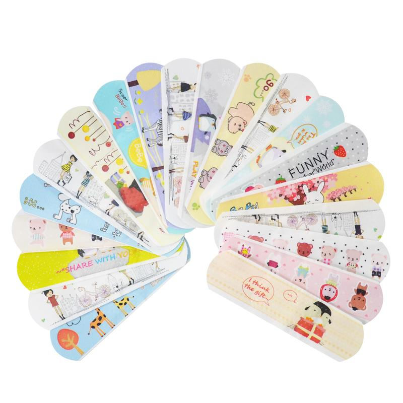 KAWAII 100PCS BAND-AID SET