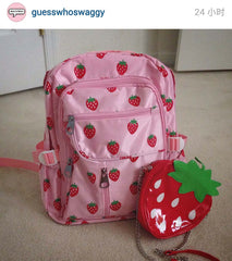 FRUITY BAG STRAWBERRY