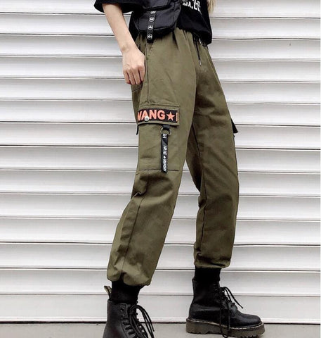 CASUAL HIP HOP PANTS