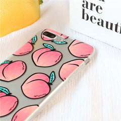 PEACHY SOFT CASE (I6+)
