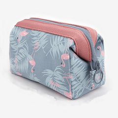 FLAMINGO COSMETIC BAG