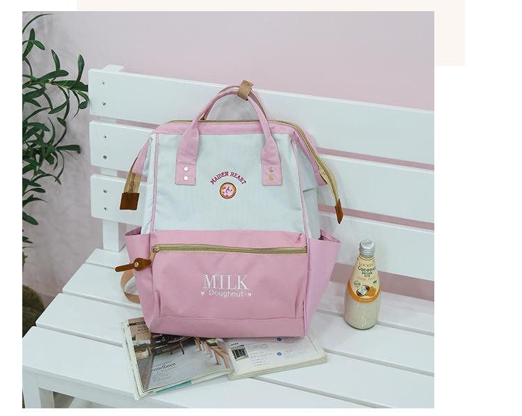 MILK FRUIT CONTRAST BACKPACK