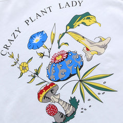 CRAZY PLANT LADY TOP