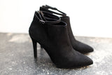 Adele Stiletto Ankle Boots