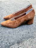 Guen Brown Pumps