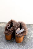 Love Furry Clogs