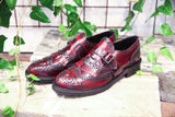 ELISA - Made in Italy Leather Brogues Shoes from Portamento
