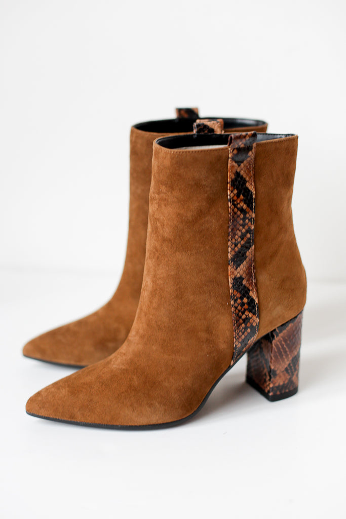 Carla Ankle Boots