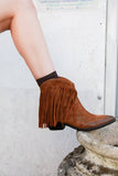 Gery Brown Cowboys Ankle Boots