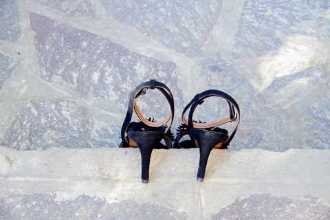 Marylan Black Sandals