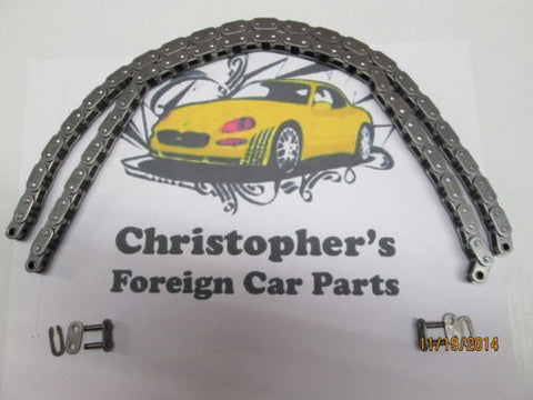FORD THUNDERBIRD 3.9LV8 UPPER SECONDARY TIMING CHAIN KIT,WITH MASTER LINKS