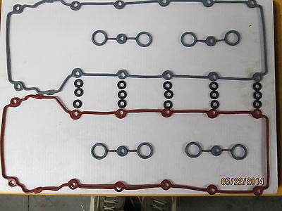 JAGUAR V8 4.0L  1997-98 VALVE COVER GASKET KIT