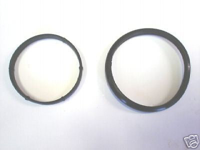 JAGUAR V8 THERMOSTAT GASKET KIT, BOTH O RING SEALS
