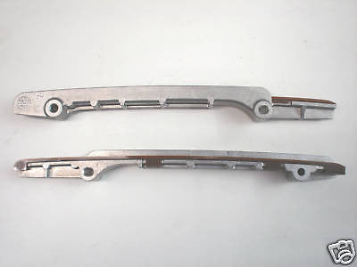 LINCOLN V8,2000-06 3.9 PAIR OFLOWER PRIMARY TIMING CHAIN  RAILS,STRAIGHT