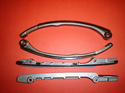 JAGUAR V8 TIMING CHAIN GUIDE RAIL SET (4) 1997-2001