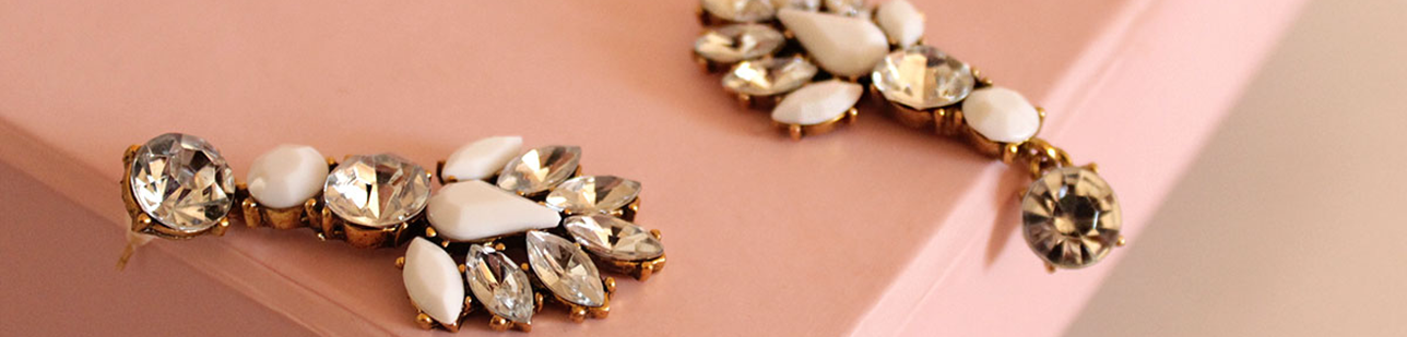 16kt beauty aerin earrings