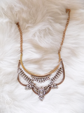 16kt Beauty Audrey Statement Necklace