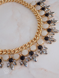 16kt Beauty Noire Statement Necklace
