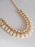 16kt Beauty Ava Statement Necklace