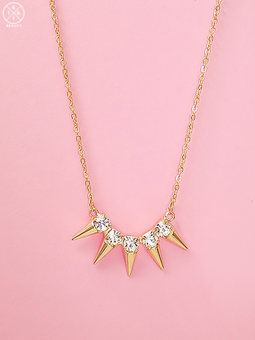 Solaire Gold Necklace