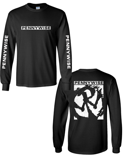 OG Longsleeve (Small & Medium Only)