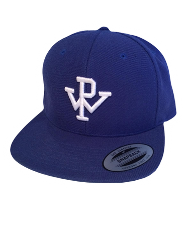 PW Baseball Hat - Blue/White