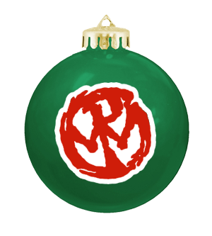 2019 Green Ornament