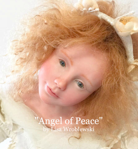 """Angel of Peace"" by Lisa Wroblewski"