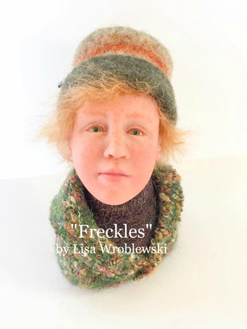 """Freckles"" by Lisa Wroblewski"