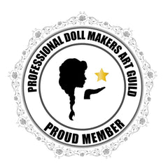Proud Member of the Professional Doll Makers Art Guild