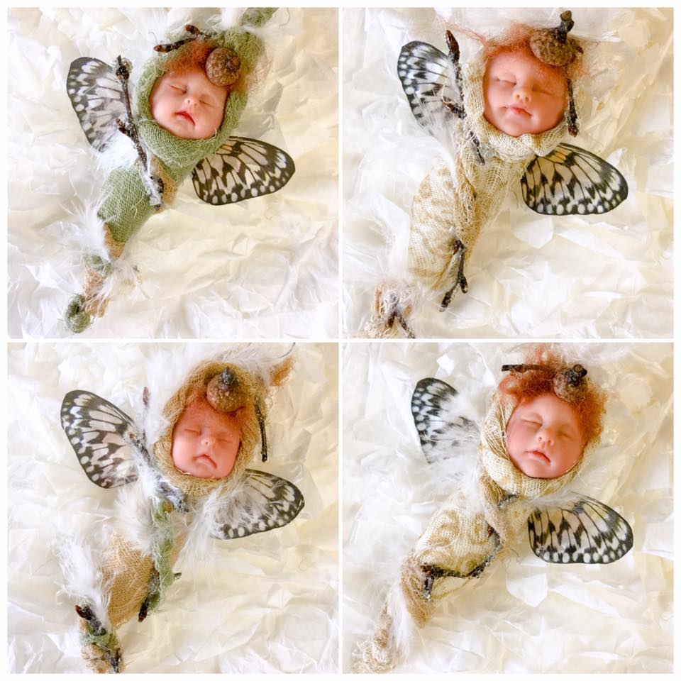Sleeping Fairies