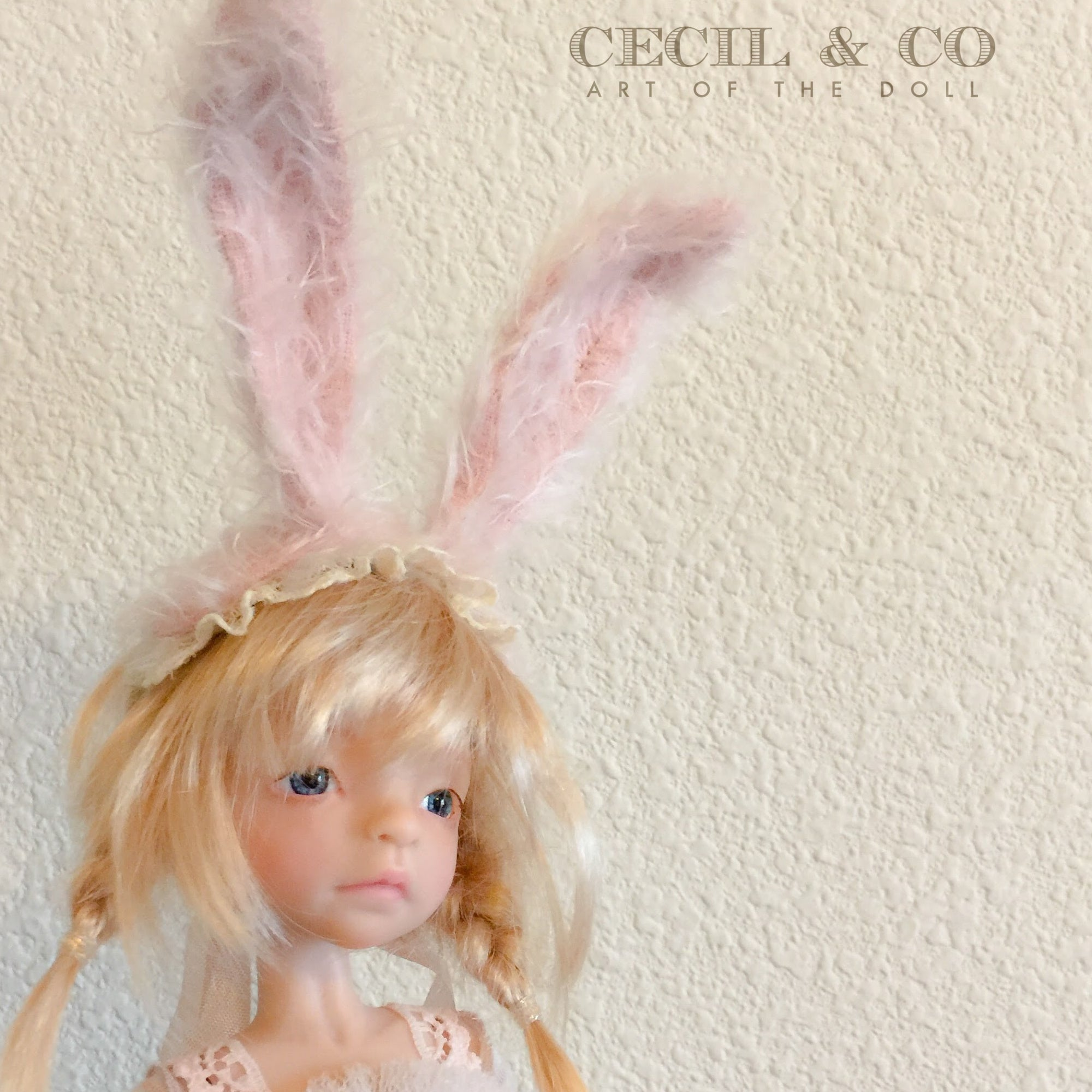 Doll Bunny Ears Pattern