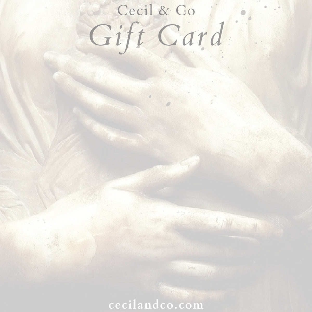 Cecil and Co Gift Card