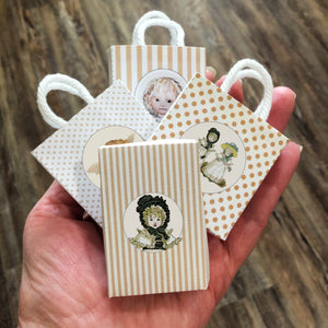 Mini Cherub Bags No. 10