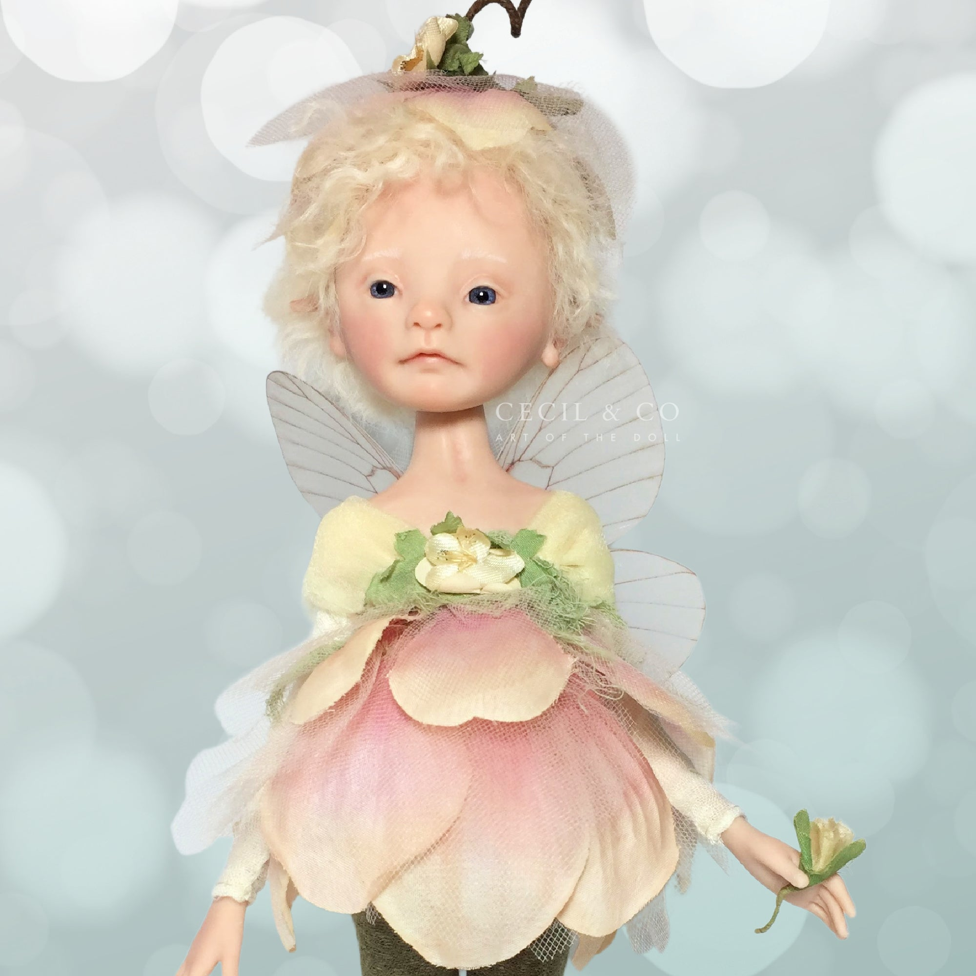 Dewdrop Flower Fairy