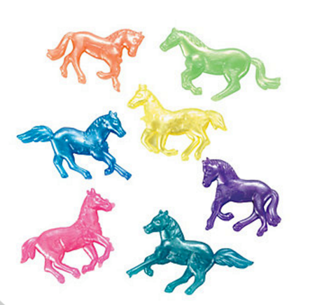 Squishy Horses (Pack of 4)