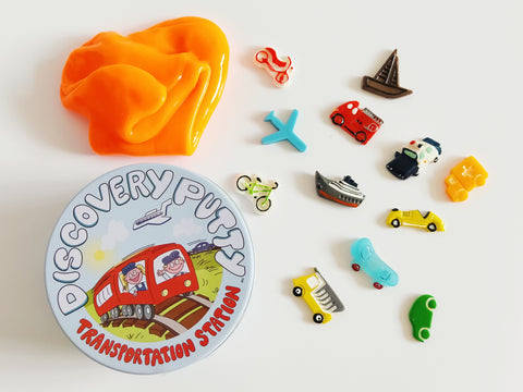 "Discovery Putty - Transportation Station (""Soft"")"
