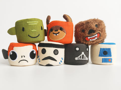 Squeezibo Mates - Star Wars Edition