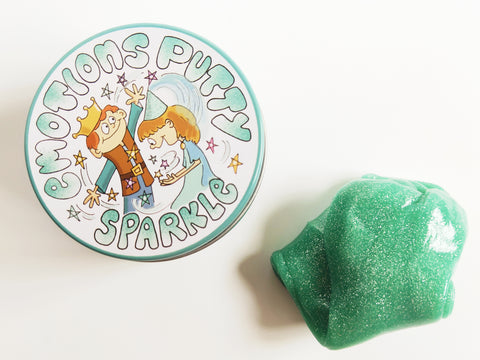 "Emotions Putty - Sparkle (""Soft"")"