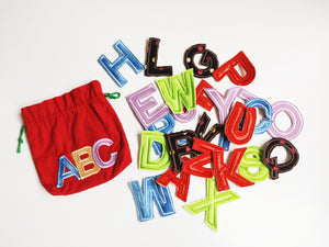 ABC Touch & Feel Letters